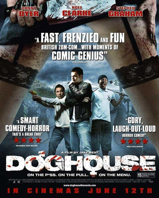Doghouse (2009) poster