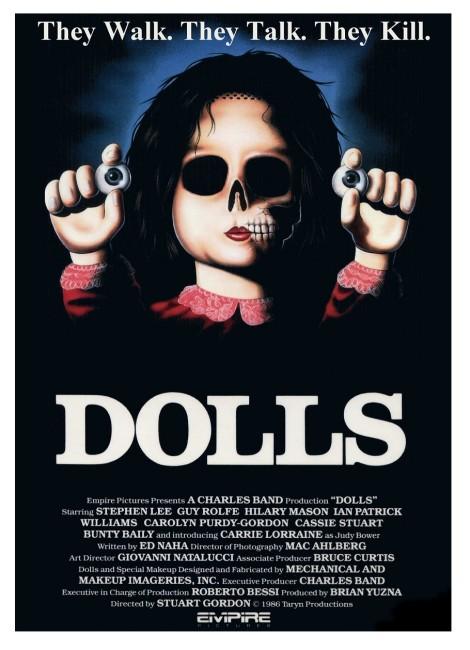 Dolls (1987) poster