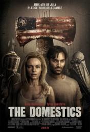 The Domestics (2018) poster