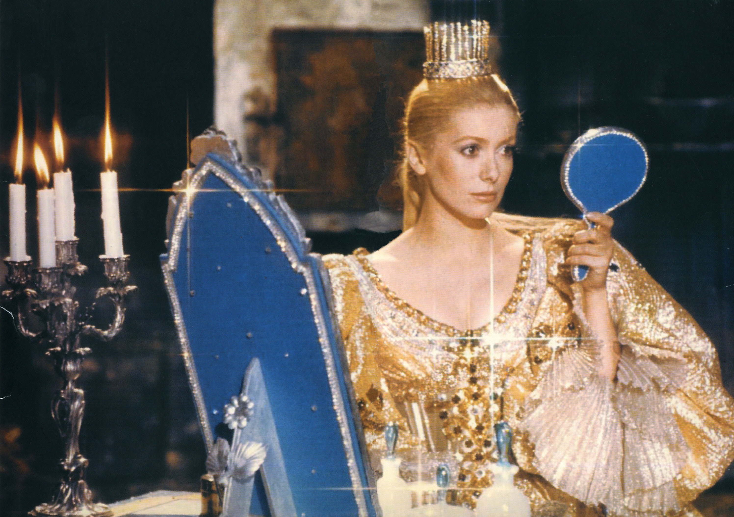 Catherine Deneuve as The Princess in Donkey Skin (1970)