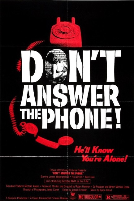 Don't Answer the Phone (1980) poster