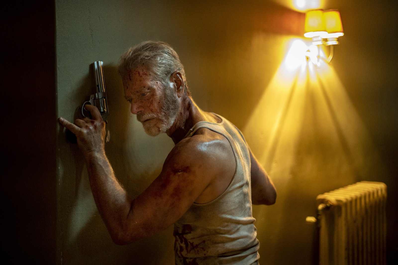 The Blind Man (Stephen Lang) in Don't Breathe 2 (2021)