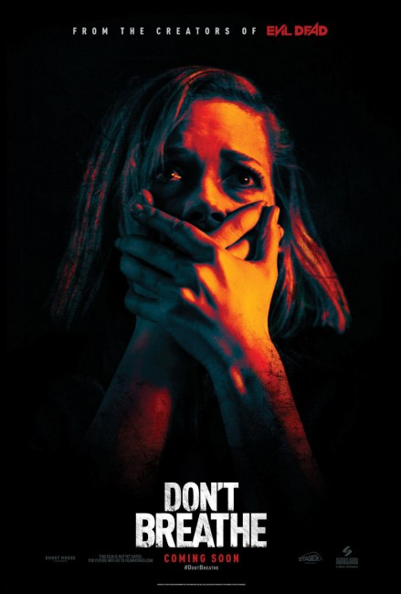 Don't Breathe (2016) poster