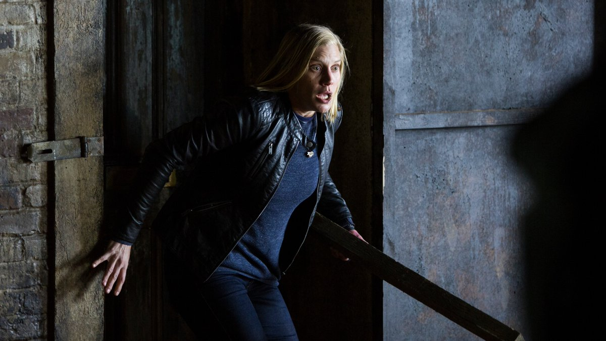 Katee Sackhoff in Don't Knock Twice (2016)