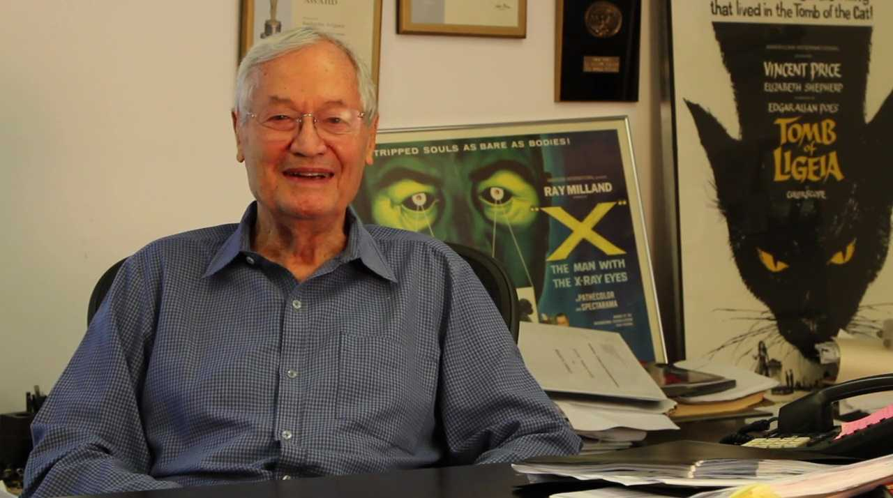 Legendary B budget producer Roger Corman interviewed in Doomed: The Untold Story of Roger Corman's The Fantastic Four (2015)