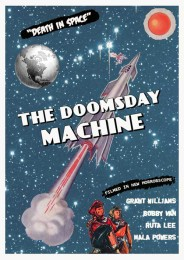 Doomsday Machine (1972) poster