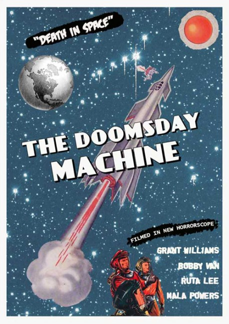Doomsday Machine (1972) poster