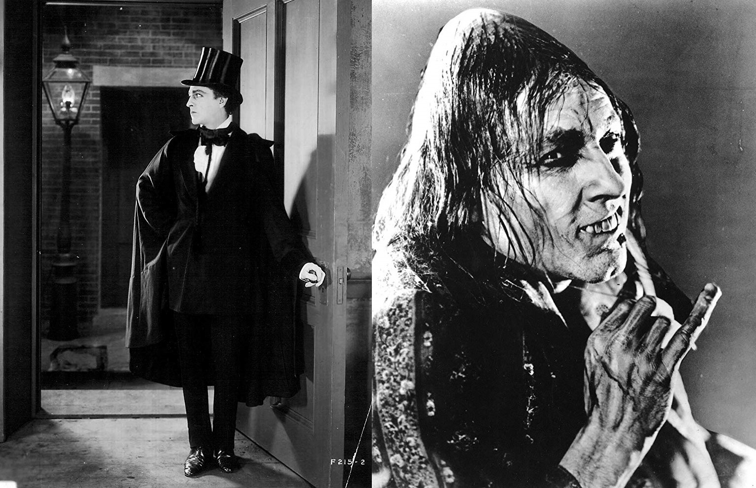 John Barrymore as Dr Jekyll and Mr Hyde (1920)