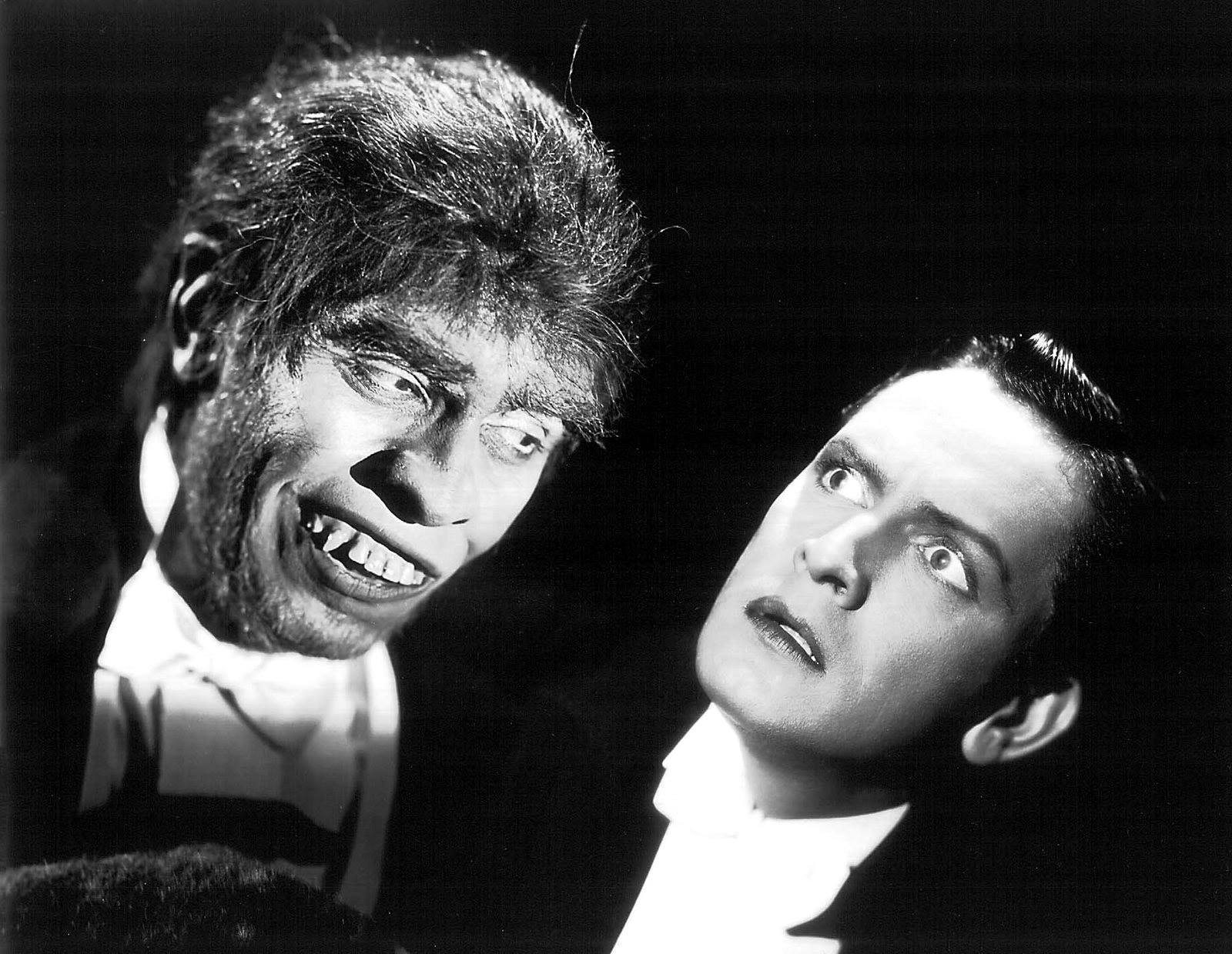Fredric March as Dr. Jekyll and Mr. Hyde (1931)