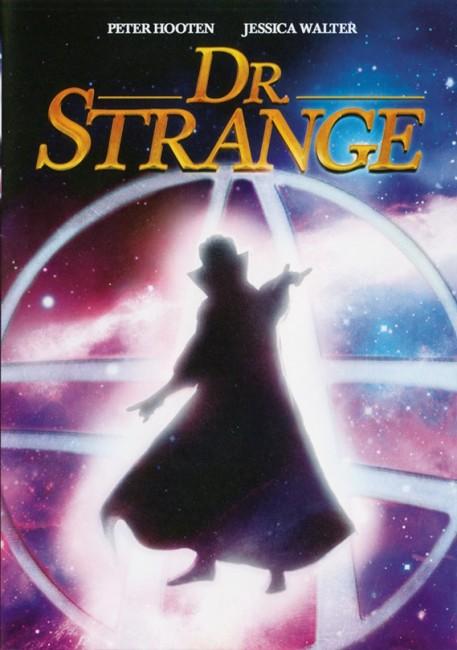 Dr Strange (1978) video cover