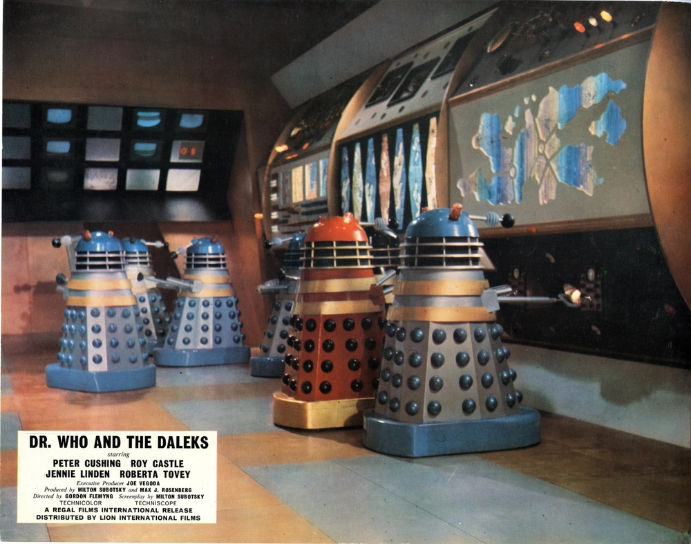 The Daleks in Dr Who and the Daleks (1965)