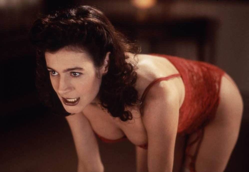Sean Young as Ms Hyde in Dr. Jekyll and Ms. Hyde (1995)