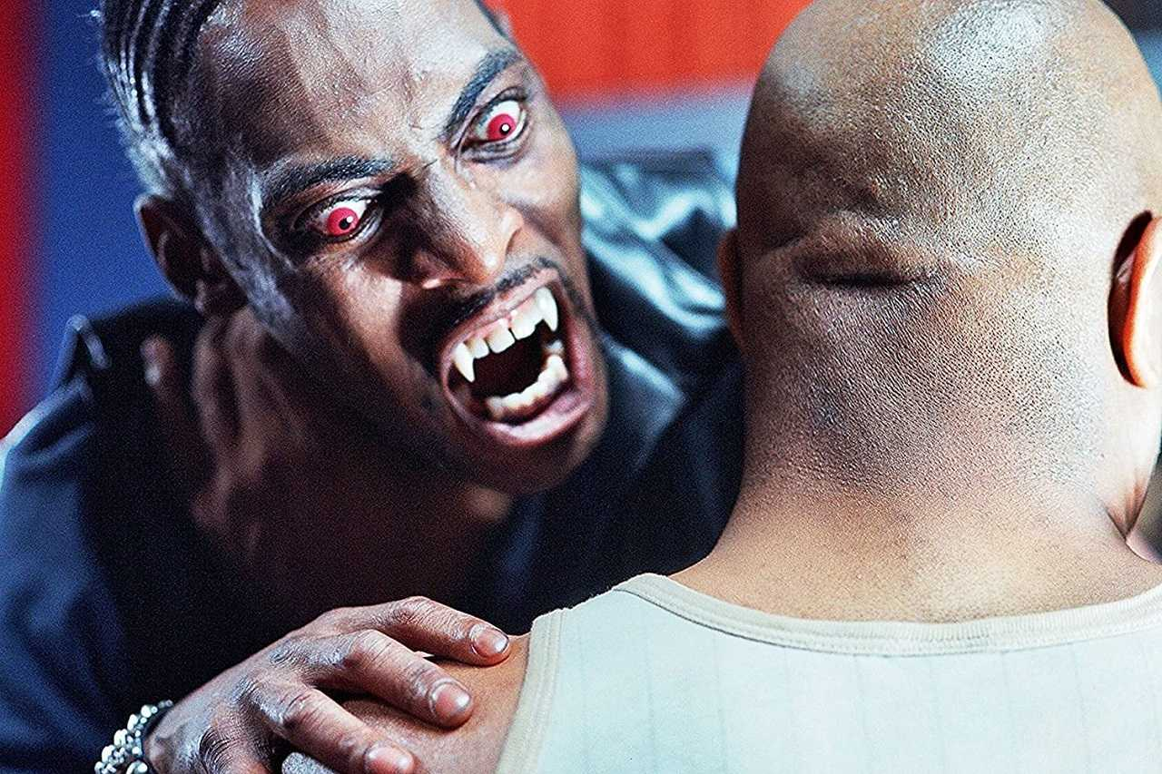 Coolio as a vampire in Dracula 3000 (2004)