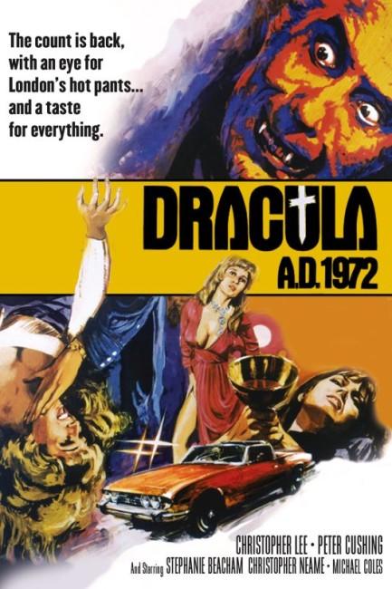 Dracula A.D. 1972 (1972) poster