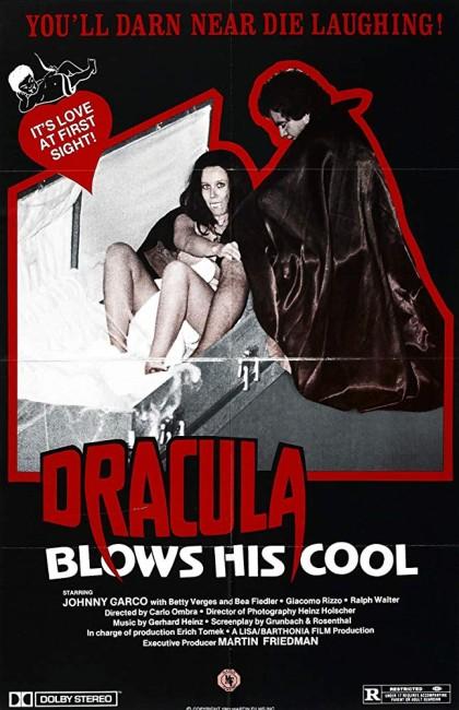 Dracula Blows His Cool (1979) poster