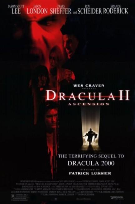 Dracula II: Ascension (2003) poster