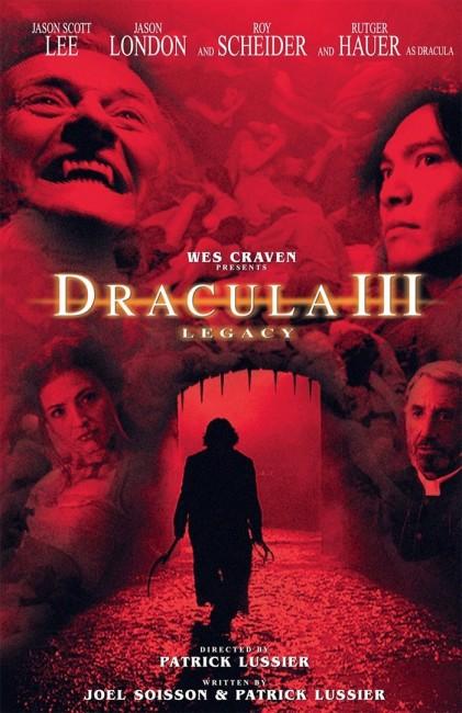 Dracula III: Legacy (2005) poster