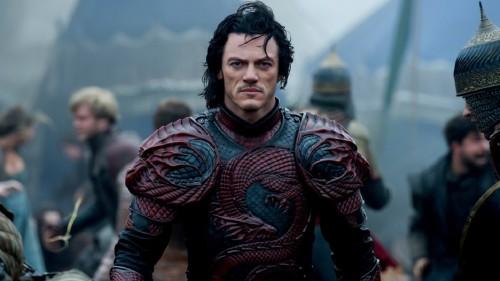 Luke Evans as Vlad Tepes in Dracula Untold (2014)