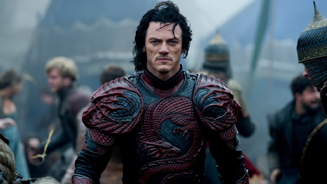 Luke Evans as Vlad Tepes in Dracula Untold (2014)