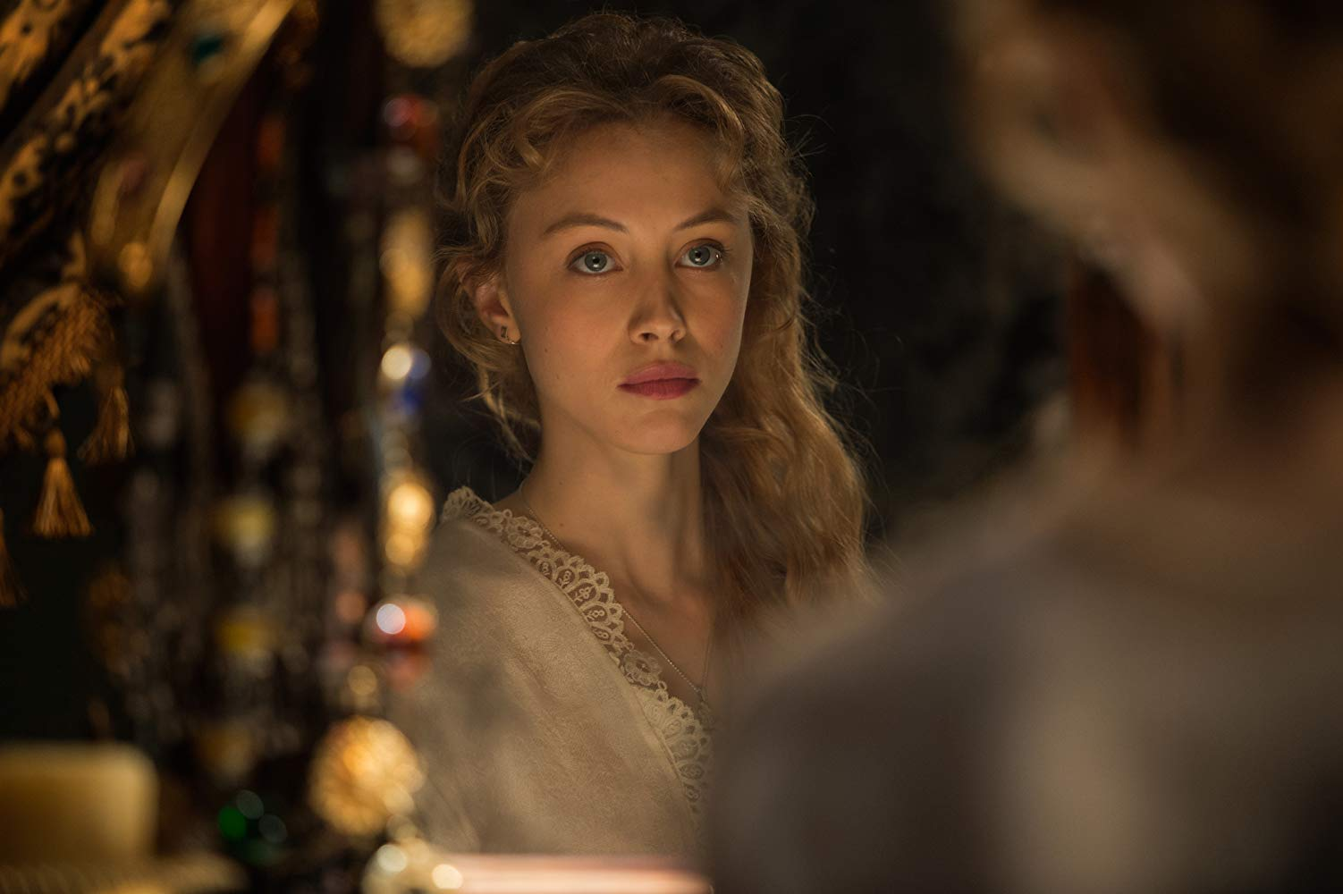 Sarah Gadon as Mirena in Dracula Untold (2014)