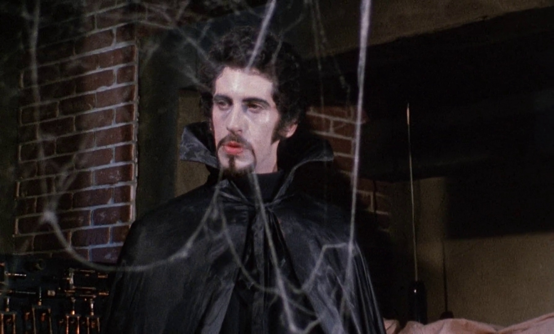 Zandor Vorkov as Dracula in Dracula vs. Frankenstein (1971)