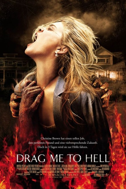 Drag Me to Hell (2009) poster