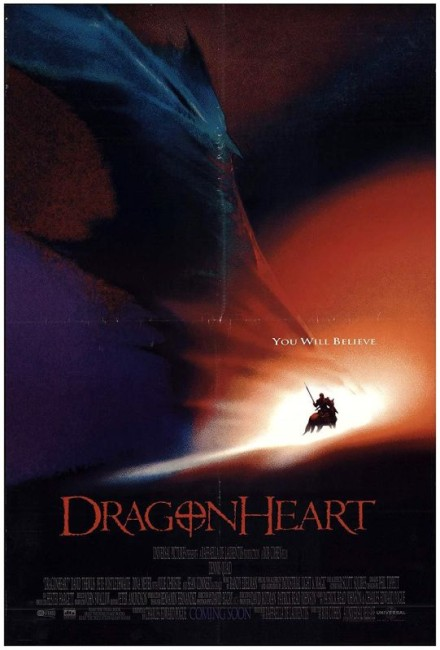 DragonHeart (1996) poster