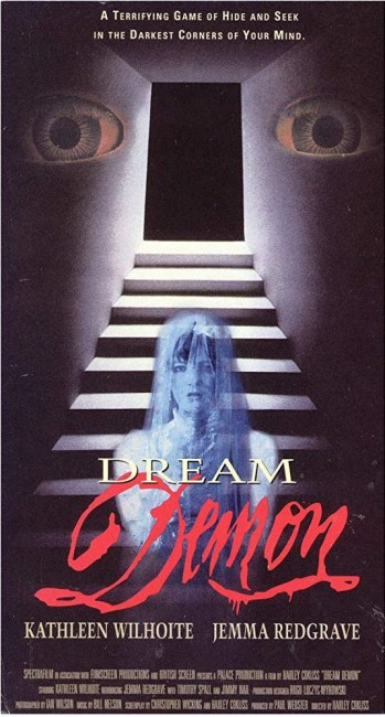 Dream Demon (1988) poster