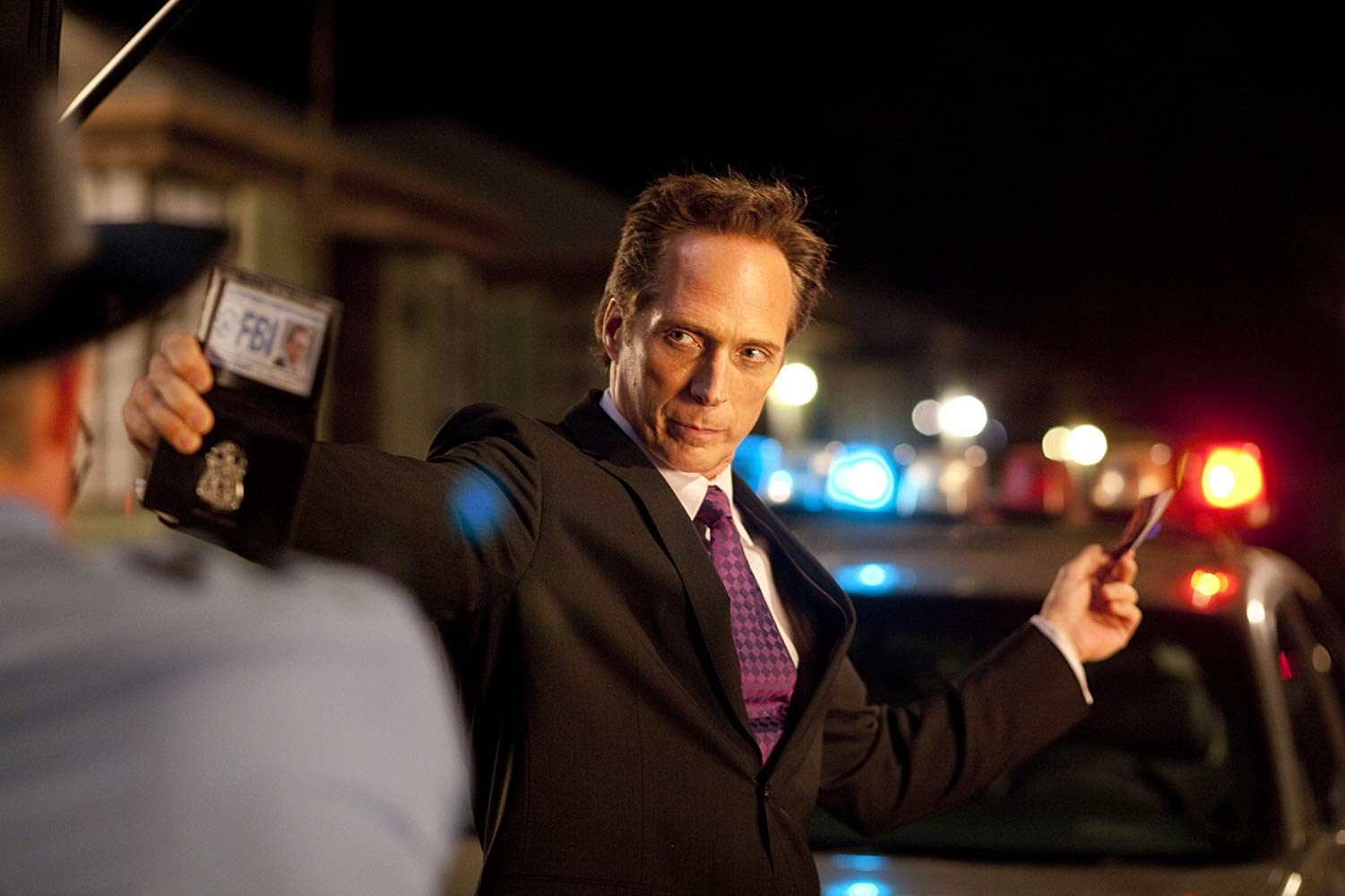 William Fichtner as The Accountant in Drive Angry (2011)