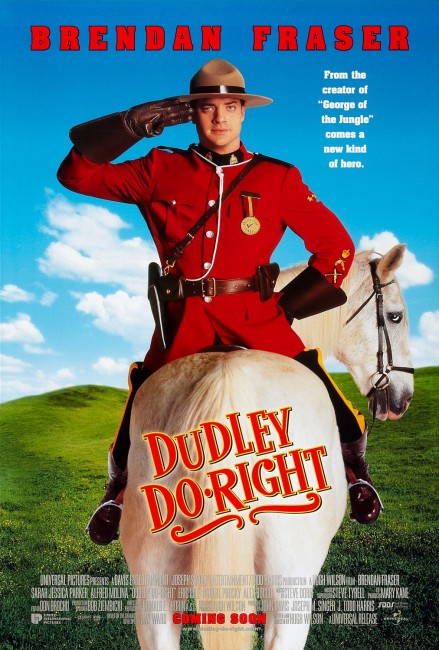Dudley Do-Right (1999) poster