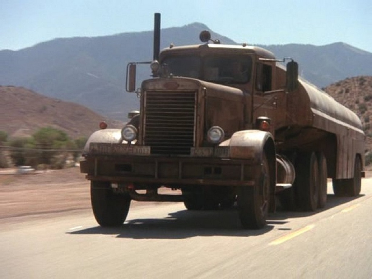 The truck in Duel (1971)