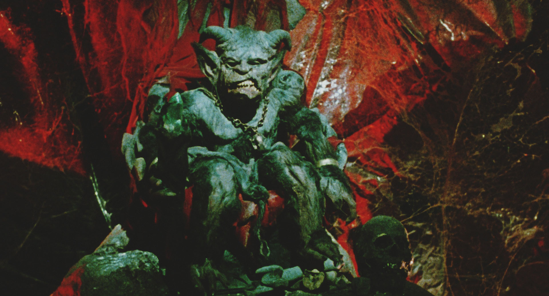 The troll from the Cave Beast episode in The Dungeonmaster (1984)