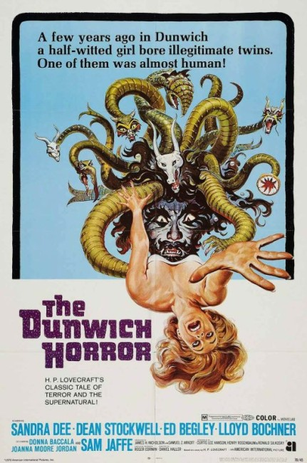 The Dunwich Horror (1969) poster