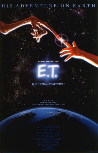 E.T. - The Extra-Terrestrial (1982) poster