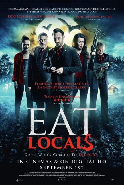 Eat Locals (2017) poster