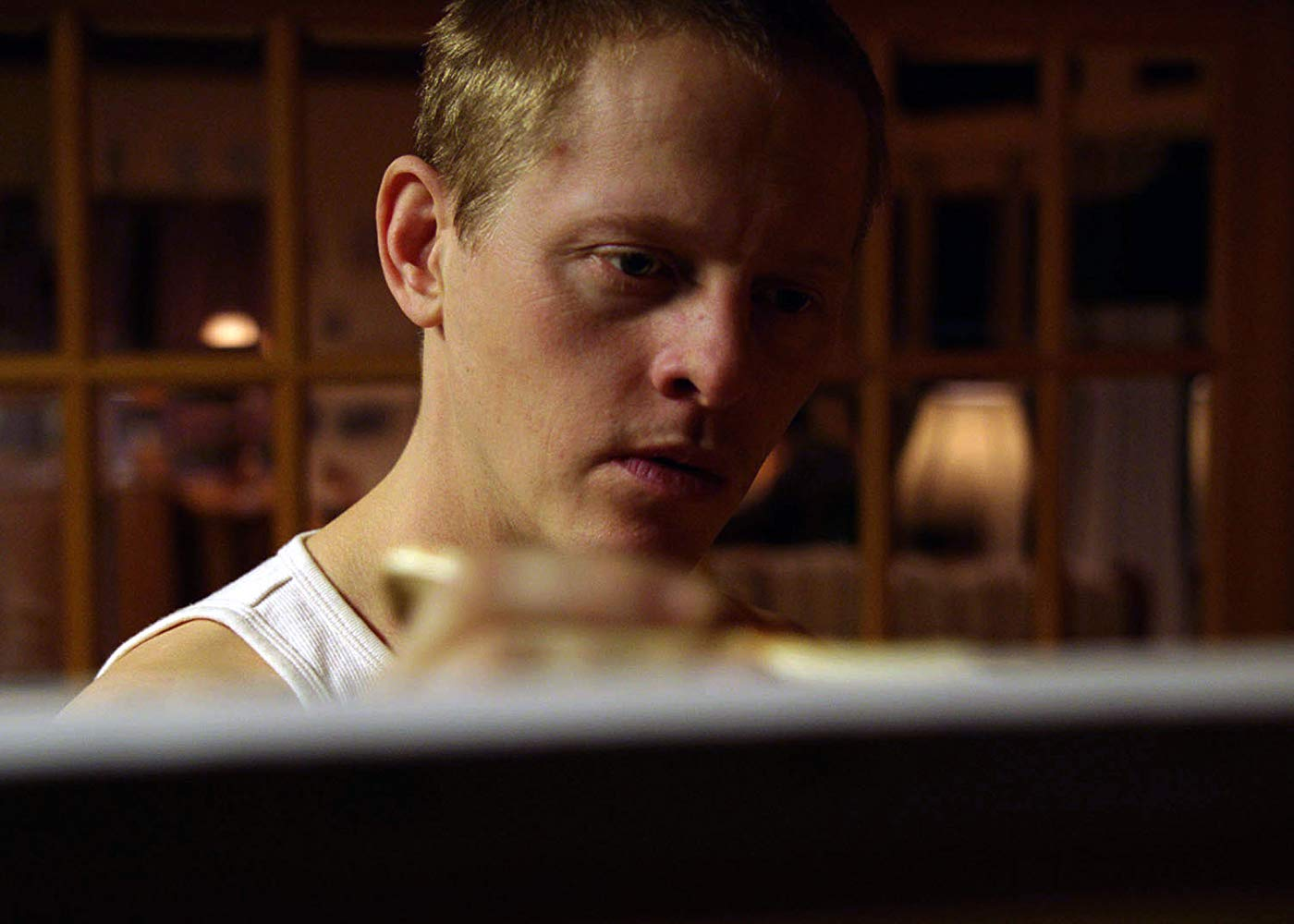 Artist Thure Lindhardt gains inspiration from dead bodies in Eddie the Sleepwalking Cannibal (2012)