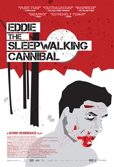 Eddie the Sleepwalking Cannibal (2012) poster