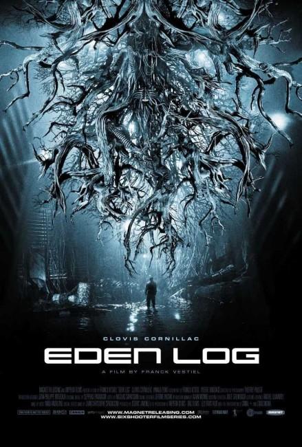 Eden Log (2007) poster