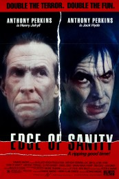 Edge of Sanity (1989) poster