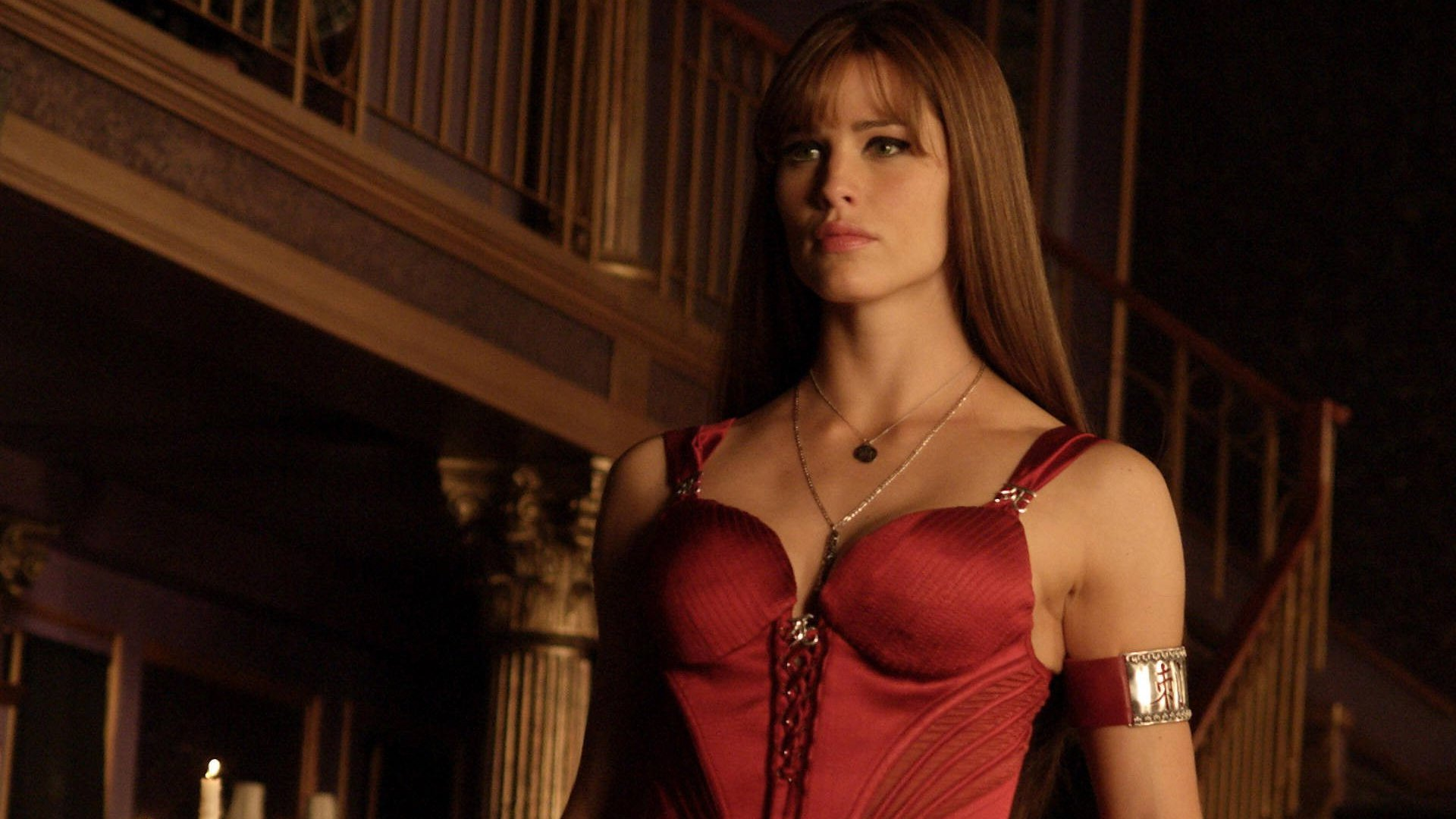 Jennifer Garner as Elektra Natchios in Elektra (2005)