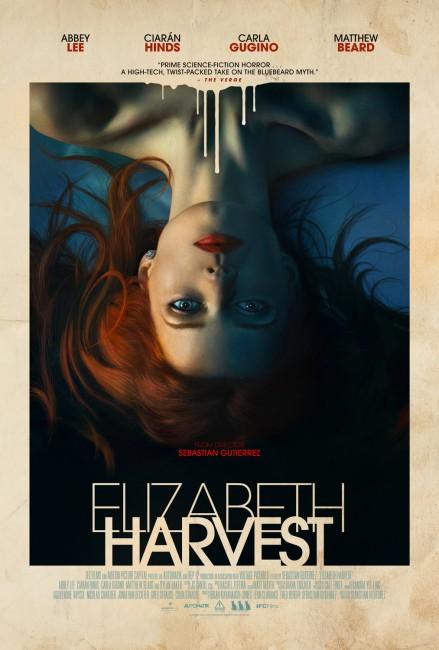 Elizabeth Harvest (2018) poster