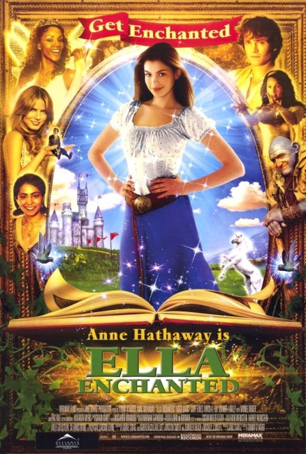 Ella Enchanted (2004) poster