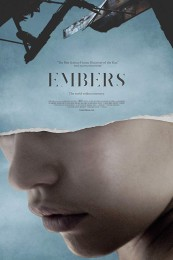 Embers (2015) poster