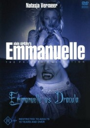 Emmanuelle the Private Collection: Emmenualle vs Dracula (2004) poster