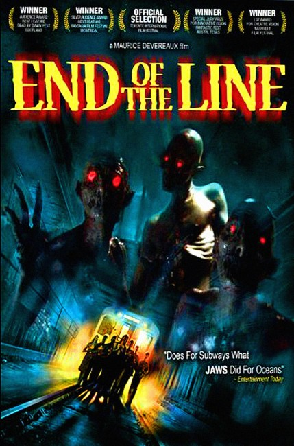 End of the Line (2007) poster