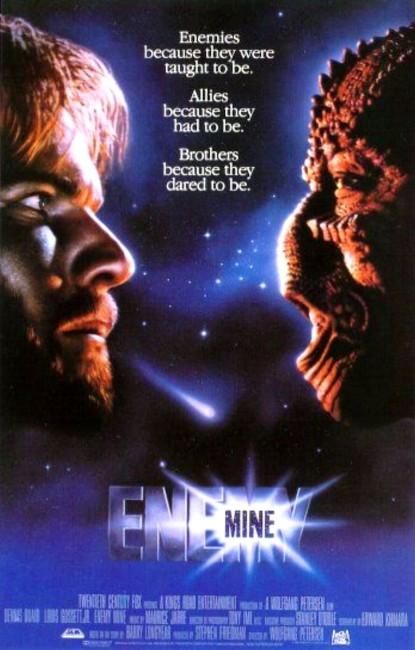 Enemy Mine (1985) poster