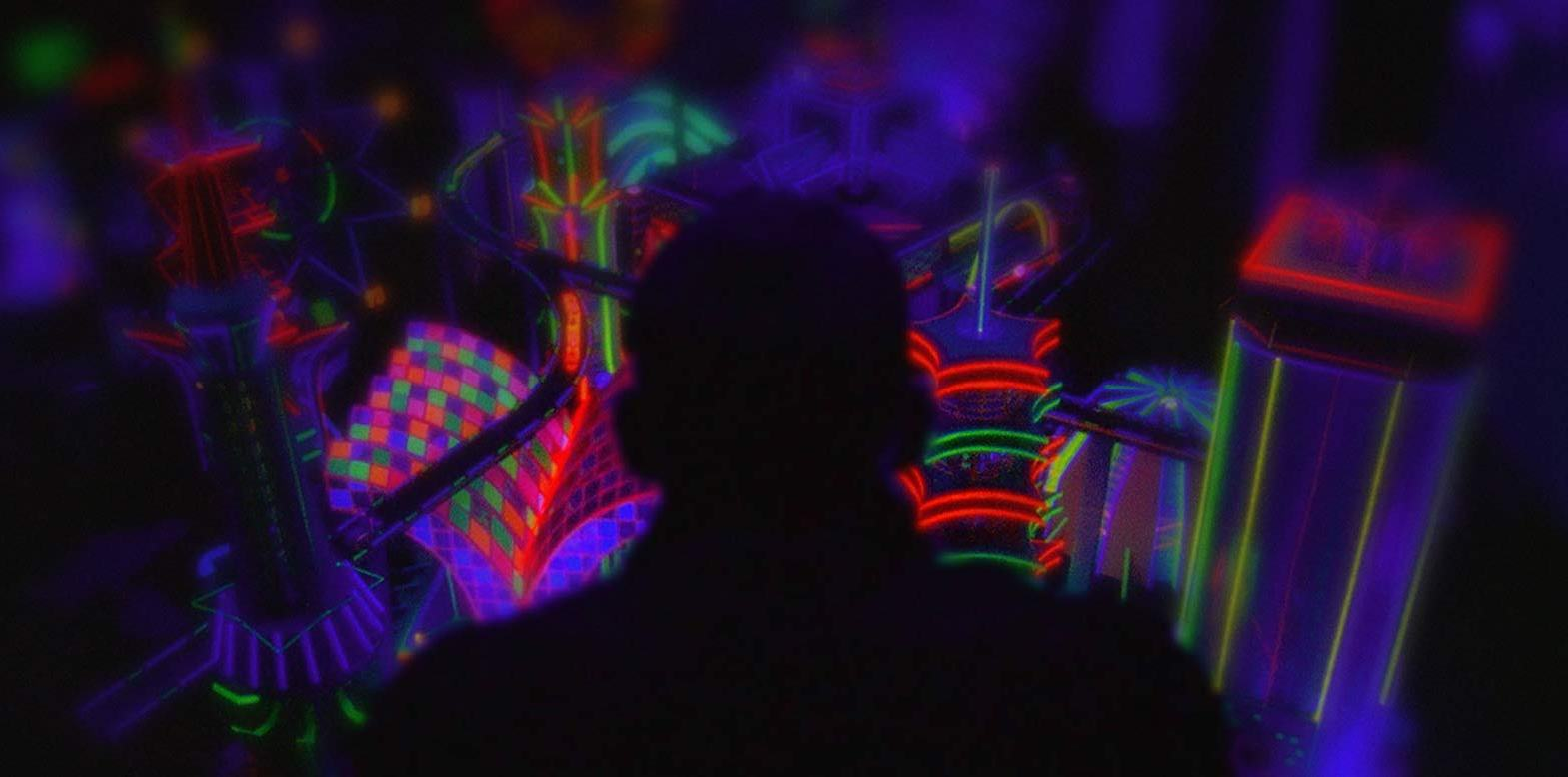 Enter the Void (2009) - Gaspar Noe's Day Glo vision of the afterlife