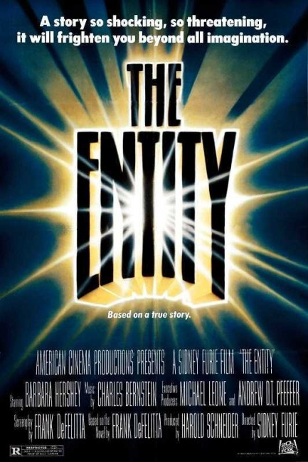 The Entity (1982) poster