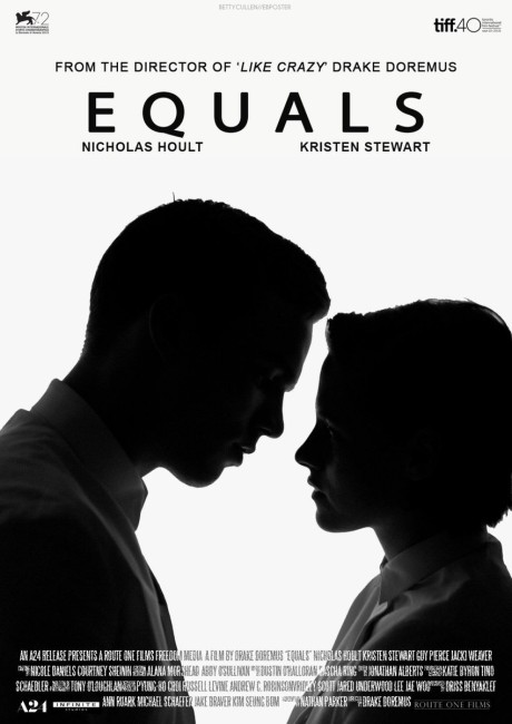 Equals (2015) poster