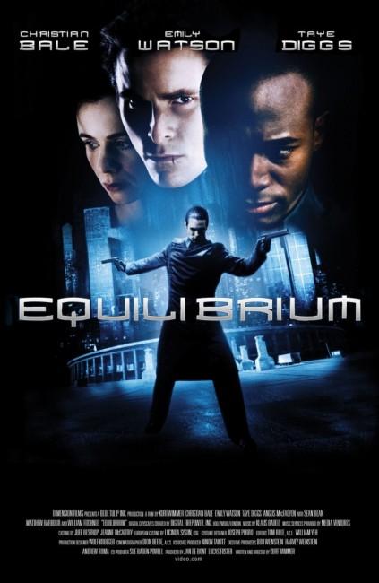 Equilibrium (2002) poster